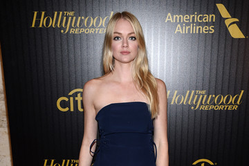 Lindsay Ellingson The Hollywood Reporter's 5th Annual 35 Most Powerful People in New York Media - Arrivals