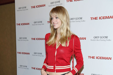 Lindsay Ellingson 'The Iceman' Screening in NYC 2