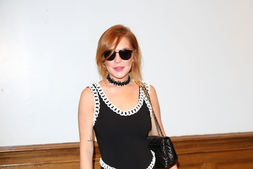 Lindsay Lohan London Collections Front Row: Day 2