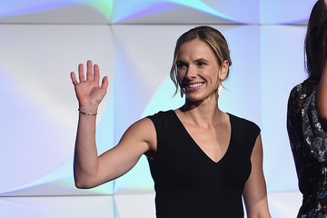 Lindsay Tarpley The Women's Sports Foundation's 38th Annual Salute to Women in Sports Awards Gala - Inside