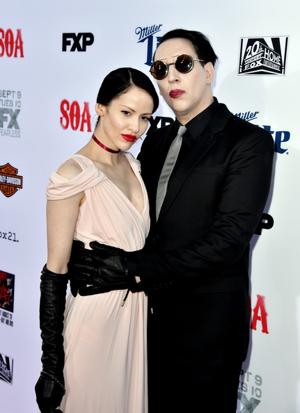 """Premiere Screening Of FX's """"Sons Of Anarchy"""" - Red Carpet"""
