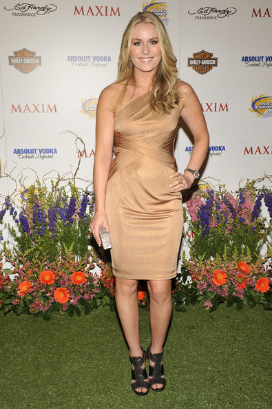 Lindsay Vonn - 11th Annual Maxim Hot 100 Party - Arrivals
