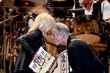Lindsey Buckingham Stevie Nicks 60th Annual GRAMMY Awards - MusiCares Person Of The Year Honoring Fleetwood Mac - Show
