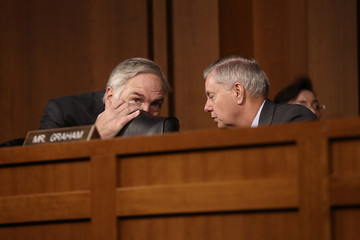 Lindsey Graham U.S. Central Command Commander Army Gen. Joseph Vogel Testfies to Senate Armed Services Committee