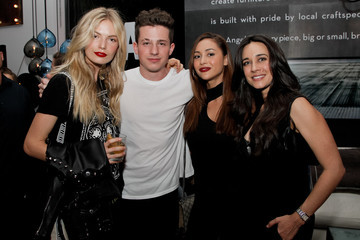 Lindsey Morgan Premiere of Charlie Puth's New Single 'Attention' - in Partnership With Spotify, Artist Partner Group (APG) and Atlantic Records