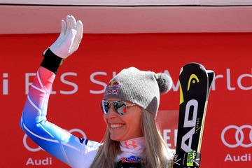 Lindsey Vonn 2017 Audi FIS Ski World Cup Finals - Ladies' & Mens' Downhill