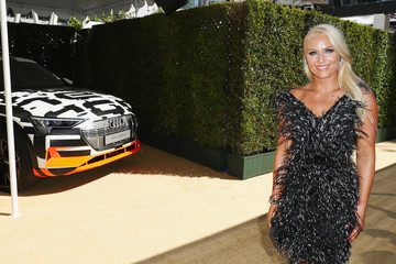 Lindsey Vonn Audi At The 70th Annual Emmy Awards