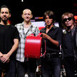 Tak Matsumoto Linkin Park Press Conference At The Mayan Theatre