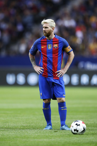 Lionel Messi Photos - International Champions Cup 2016