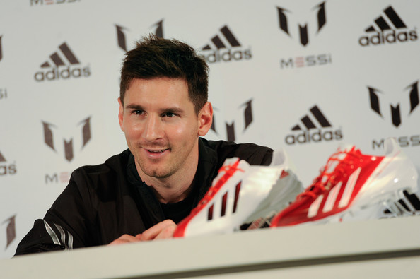 Lionel Messi Photos - 9498 of 13211. Leo Messi - adidas Shoot. In This  Photo  Lionel Messi. Leo Messi speaks at adidas press conference to mark  the launch ... 6e070cb3af7e7