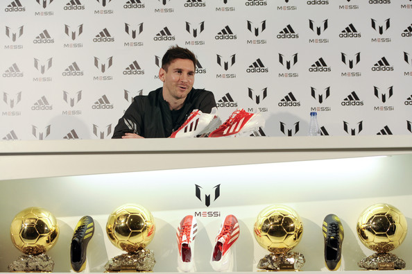 Lionel Messi Photos - 9494 of 13211. Leo Messi - adidas Shoot. In This  Photo  Lionel Messi. Leo Messi speaks at adidas press conference to mark  the launch ... 183db09306236