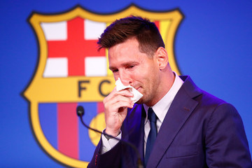 Lionel Messi Global Sports Pictures of the Week - August 9