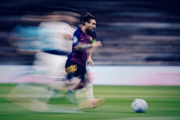Lionel Messi Offbeat Sports Pictures Of The Week - October 8