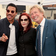 Lionel Richie Television Producer Nigel Lythgoe Honored With Star On The Hollywood Walk Of Fame