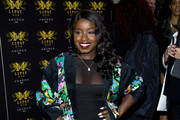 Misha B attends the Lipsy VIP Fashion Awards 2013 at Dstrkt on May 29, 2013 in London, England.