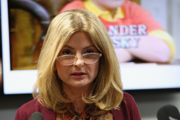 Lisa Bloom Alexander Polinsky Holds Press Conference With Attorney Lisa Bloom Regarding Sexual Harassment Allegations Against Scott Baio