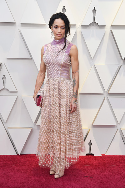 91st Annual Academy Awards - Arrivals [fashion model,red carpet,clothing,dress,carpet,gown,flooring,fashion,hairstyle,haute couture,arrivals,lisa bonet,academy awards,hollywood,highland,california,annual academy awards]