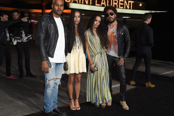 Lisa Bonet SAINT LAURENT at the Palladium - Red Carpet