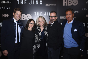 Lisa Heller 'The Jinx' Premieres in NYC