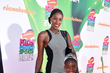 Lisa Leslie Arrivals at the Nickelodeon Kids' Choice Sports Awards — Part 2
