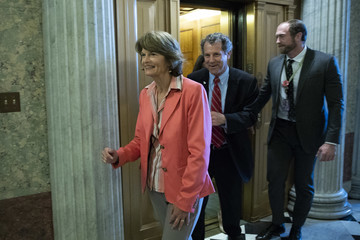 Lisa Murkowski Senate Votes On Confirmation Of Brett Kavanaugh To The Supreme Court