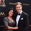 Lisa Oz 46th Annual Daytime Emmy Awards - Arrivals