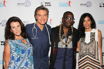Lisa Oz Songs for a Healthier America Kick-Off Event