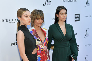 Lisa Rinna The Daily Front Row Hosts 4th Annual Fashion Los Angeles Awards - Red Carpet