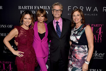 Lisa Rinna Elyse Walker Presents The 10th Anniversary Pink Party Hosted By Jennifer Garner And Rachel Zoe - Red Carpet