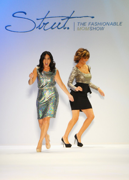 Strut: The Fashionable Mom Show - Runway - Spring 2013 Mercedes-Benz Fashion Week