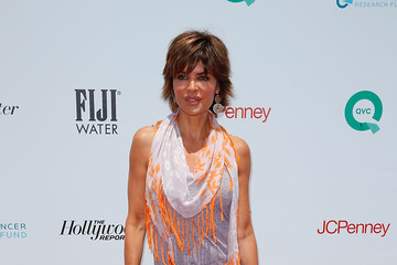 Lisa Rinna FIJI Water At Super Saturday Los Angeles Co-Hosted By Rachel Zoe And Molly Sims
