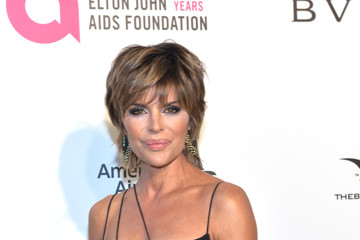 Lisa Rinna 26th Annual Elton John AIDS Foundation's Academy Awards Viewing Party - Arrivals
