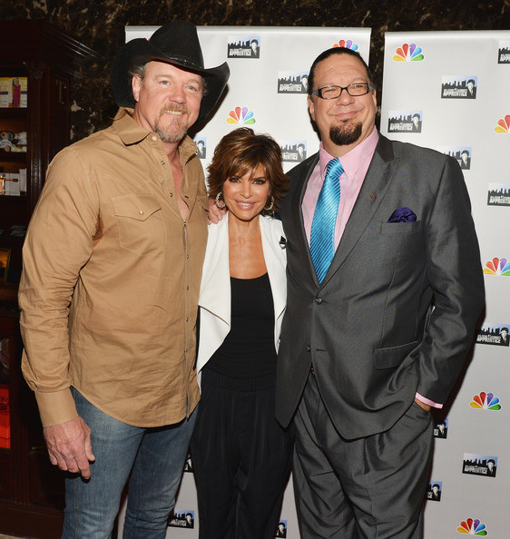 Red Carpet at the 'All Star Celebrity Apprentice' Event