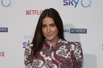 Lisa Snowdon 'House Of Sky Q' Launch - Photocall