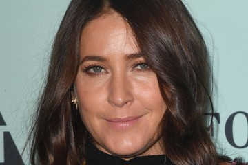 Lisa Snowdon Skate At Somerset House With Fortnum And Mason VIP Launch - Red Carpet Arrivals