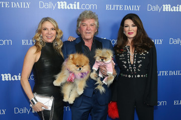 Lisa Vanderpump DailyMail.com & Elite Daily Holiday Party With Jason Derulo