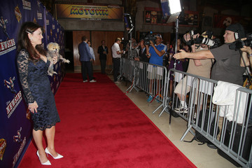 "Lisa Vanderpump L.A. Premiere Of Disney's ""Newsies"" At Hollywood Pantages Theatre"