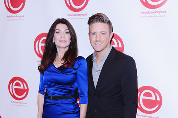 """Lisa Vanderpump The """"Stop Ebola And Build For The Future"""" Concert"""