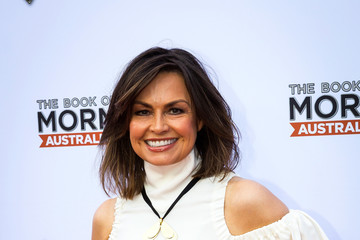 Lisa Wilkinson 'The Book of Mormon' Opening Night - Arrivals