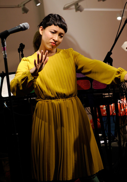 yukimi nagano dating Damon albarn (from blur & gorillaz etc) & little dragon's yukimi nagano interview for dazed & confused which they were featured in.