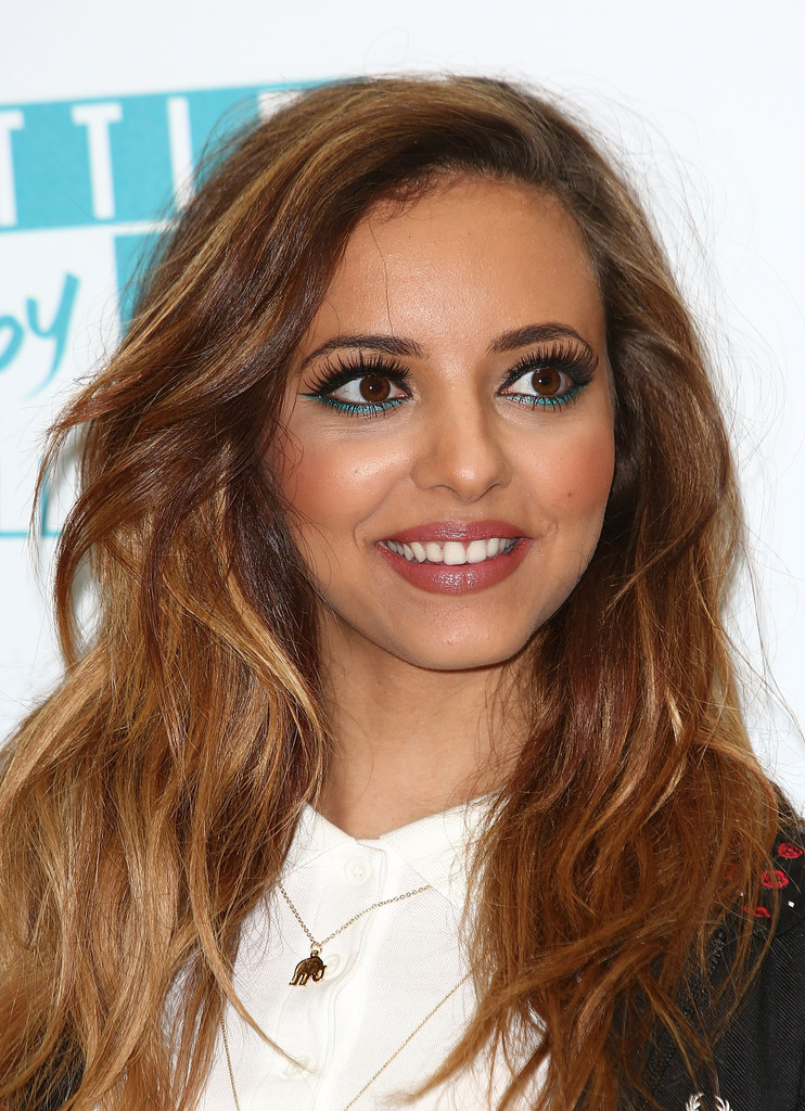 jade thirlwall photos little mix launch their makeup collection part 3 446 of 891 zimbio. Black Bedroom Furniture Sets. Home Design Ideas