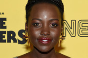 """Lupita Nyong'o attends the New York premiere of """"Little Monsters"""" at AMC Lincoln Square Theater on October 08, 2019 in New York City."""