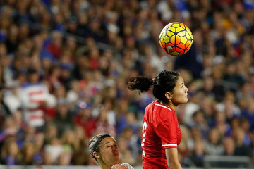 Liu Shanshan China v United States