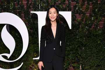 Liu Wen The Business of Fashion Celebrates the #BoF500 at Public Hotel New York - Arrivals