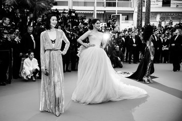 Liu Wen 'Solo: A Star Wars Story' Red Carpet Arrivals - The 71st Annual Cannes Film Festival