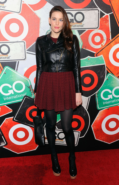 Liv Tyler Liv Tyler attends the GO International Designer Collective Launch at the Ace Hotel on March 10, 2011 in New York City.
