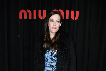 Liv Tyler Arrivals at Miu Miu
