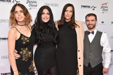 Liv Tyler 'Steven Tyler...Out on a Limb' Show to Benefit Janie's Fund in Collaboration with Youth Villages - Red Carpet