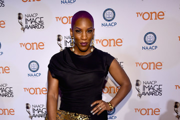 Liv Warfield 46th NAACP Image Awards Non-Televised Awards Ceremony