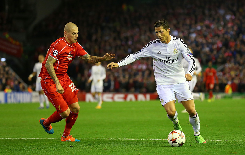 Cristiano Ronaldo Photos Photos - Liverpool FC v Real ...